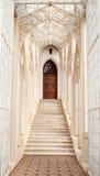 Escaleras hermosas Imagen de archivo libre de regalías