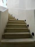 Escaleras individualmente Fotos de archivo libres de regalías