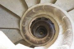Escaleras infinitas Imagenes de archivo