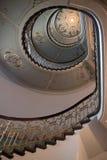 Escaleras interiores Foto de archivo