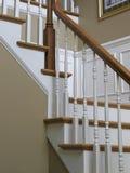 Escaleras interiores Imagen de archivo libre de regalías