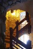 Escaleras interiores fotografía de archivo libre de regalías