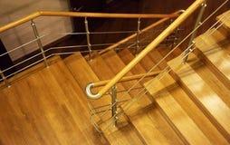 Escaleras interiores. Fotos de archivo libres de regalías