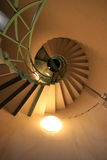 Escaleras internas de Berlim Victory Collumn Imagenes de archivo