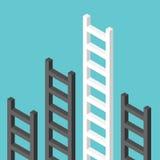 Escaleras isométricas, una única libre illustration