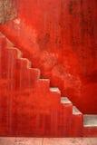 Escaleras a la India Imagen de archivo libre de regalías