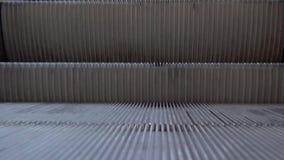 Escaleras móviles almacen de metraje de vídeo