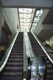 Escaleras móviles Imagen de archivo libre de regalías
