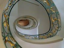 Escaleras para arriba Fotos de archivo