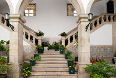 Escaleras portuguesas Imagen de archivo