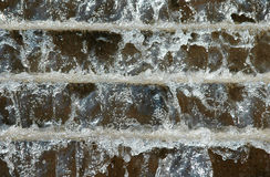 Escaleras que fluyen Imagenes de archivo