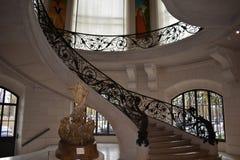 Escaleras que son un lujo para los sentidos fotos de archivo libres de regalías