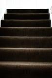 Escaleras que suben Fotografía de archivo libre de regalías
