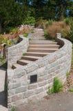 Escaleras rocosas Fotografía de archivo libre de regalías