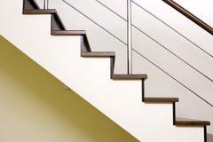 Escaleras simples Imágenes de archivo libres de regalías