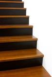 Escaleras simples Fotos de archivo