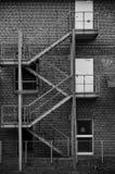 Escaleras sin extremo fotos de archivo