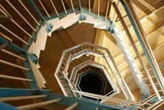 Escaleras sin fin Imagenes de archivo