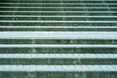 Escaleras vacías Foto de archivo libre de regalías