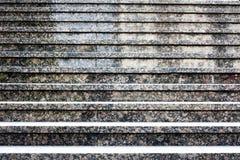 Escaleras vacías de mármol Fotos de archivo libres de regalías