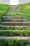 Escalier à nulle part Photo libre de droits