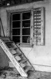 Escalier à nulle part Image libre de droits