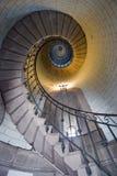 Escalier 1 de phare Photos libres de droits