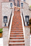 Escalier Image libre de droits