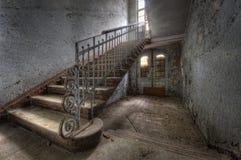 Escalier?. Photos libres de droits
