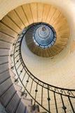 Escalier 3 de phare Image stock