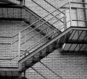 Escalier Photo stock