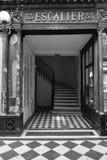 Escalier 33 库存图片
