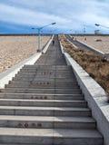 Escalier au ciel Image stock