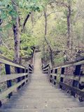 Escalier aux rêves Photo stock