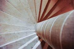 Escalier circulaire Images libres de droits