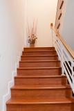 Escalier d'échelle Image stock