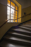 Escalier d'enroulement Images libres de droits
