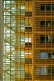 Escalier d'immeuble de bureaux Photos libres de droits