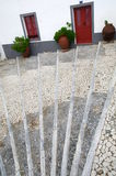 Escalier dans Serpa Photo stock