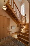 Escalier de Chambre Photos libres de droits