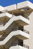 Escalier de construction Photographie stock libre de droits
