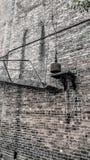 Escalier de délivrance Photo stock