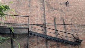 Escalier de délivrance Images stock
