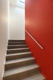 Escalier de maison Image libre de droits