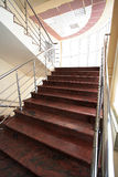 Escalier de marbre Photographie stock