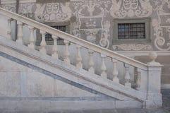 Escalier de marbre Image libre de droits