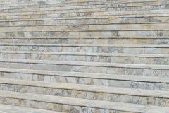 Escalier de marbre - architecture moderne extérieure Photographie stock