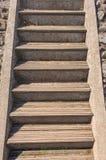 Escalier de rive Photographie stock libre de droits