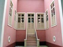 Escalier de Rose Photographie stock