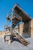 Escalier de sept soeurs Image libre de droits